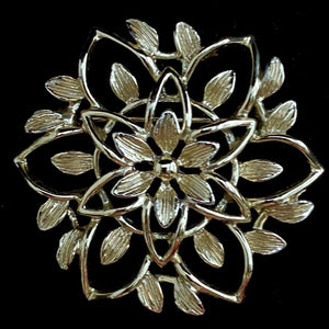 1962 Sarah Coventry Peta-Lure Brooch - Retro Kandy Vintage
