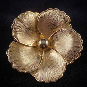 Late 50s/ Early 60s Emmons Flower Brooch - Retro Kandy Vintage