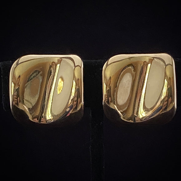 1986 Avon Polished Perfection Earrings - Retro Kandy Vintage