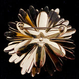 1969 Sarah Coventry Sunflower Brooch