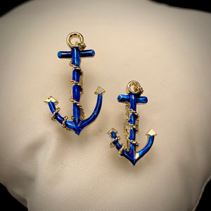 1960s Gerry's Anchor Scatter Pins