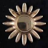 1970 Avon Daisy Pin With Perfume Glacé