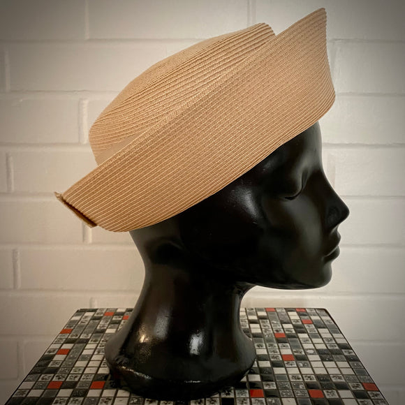 Late 50s/ Early 60s An Original By Dayne Breton Hat