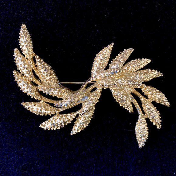 1963 Sarah Coventry Wind Flower Brooch