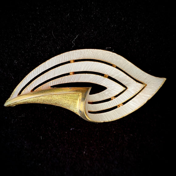 1960s Jonette Jewelry Company Brooch