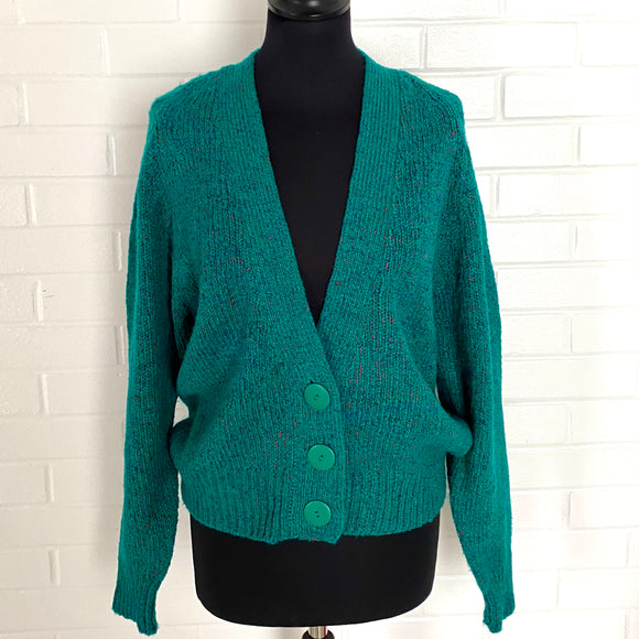 1980s TOI Sweater Cardigan