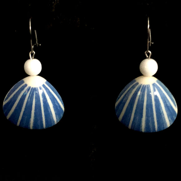 1987 Avon Seashore Earrings