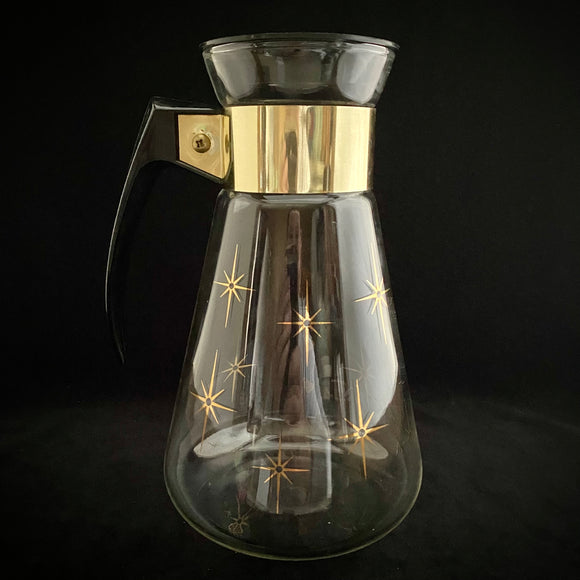 1950s Corning 6 Cup Coffee Carafe