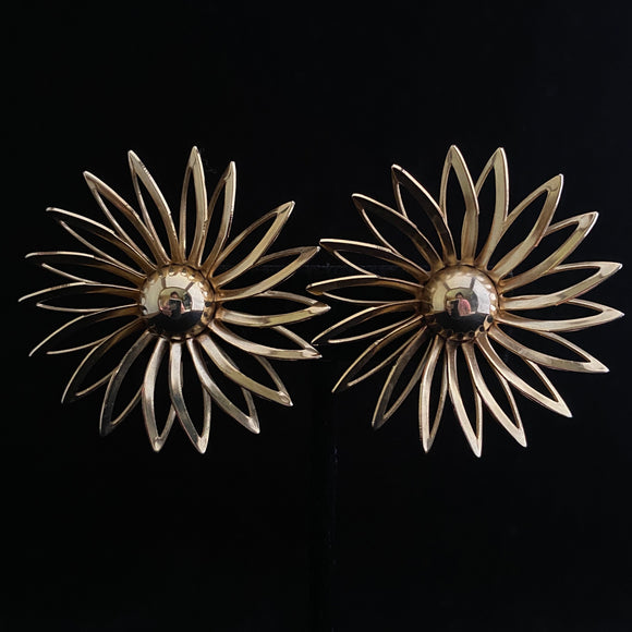 1961 Sarah Coventry Saucy Earrings