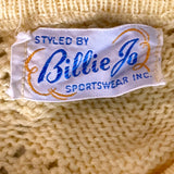 Late 50s/ Early 60s Billie Jo Cardigan Sweater