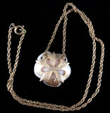 1978 Avon Lotus Blossom Necklace