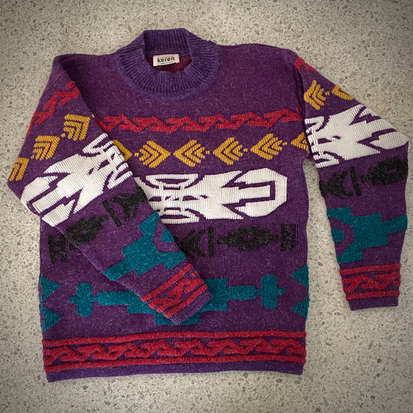Late 80s/ Early 90s Keren Sweater