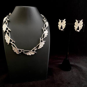1957 Sarah Coventry Chic Collection Necklace & Earrings