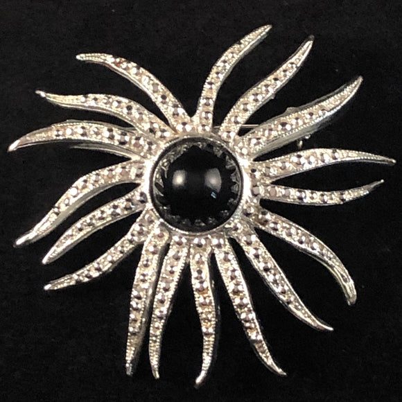 1969 Emmons Sea Beauty Brooch