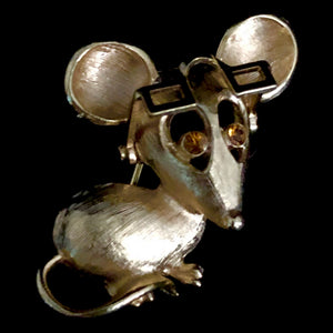 1973 Avon Spectacular Mouse Pin
