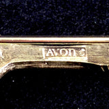 1976 Avon Love Match Brooch