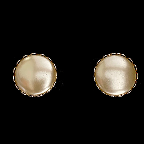 1962 Sarah Coventry Pearl Wardrobe Earrings