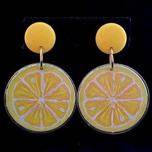 1993 Avon Tooty Fruity Earrings - Retro Kandy Vintage