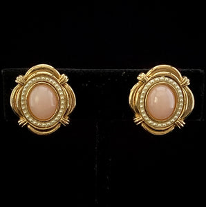 1988 Avon Victorian Spring Earrings - Retro Kandy Vintage