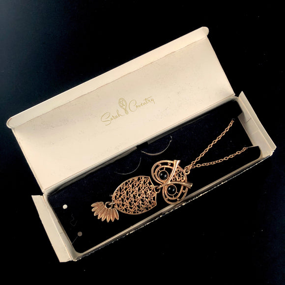 1974 Nite-Owl Necklace