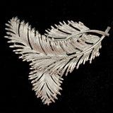 Late 50s/ Early 60s Lisner Leaf Brooch