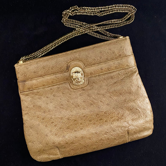 Late 60s/ Early70s Ruth Saltz Cougar Handbag