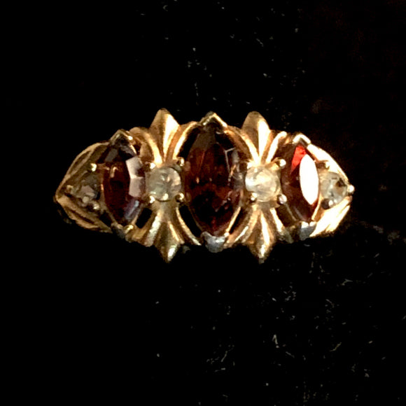 1973 Avon Royal Occasion Ring - Retro Kandy Vintage