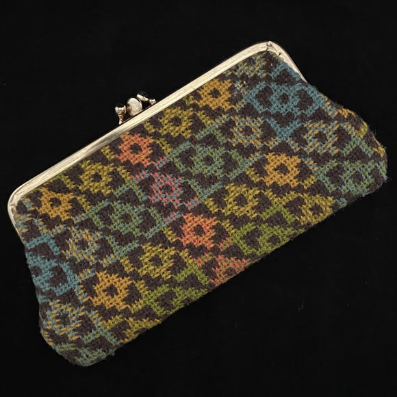 1960s Welsh Tapestry Wallet