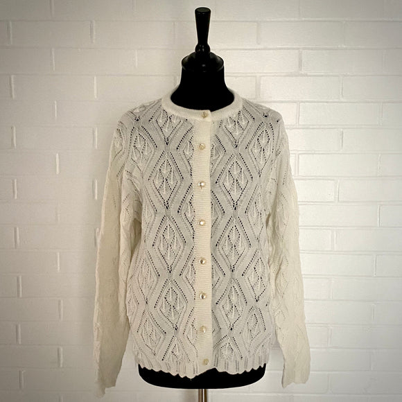 1960s Wintuck Cardigan Sweater
