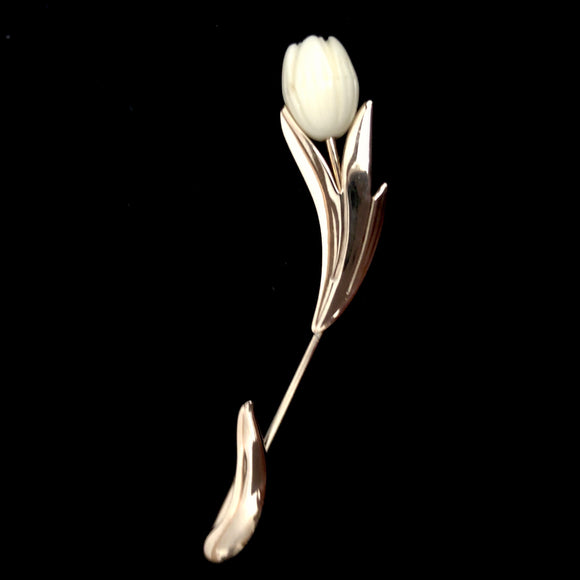 1980 Avon Graceful Tulip Stick Pin