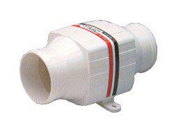 Bilge Blower In-line 75mm 12V-Cassell Marine