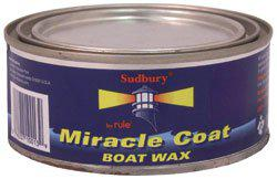 Rule sudbury Miracle Coat Boat Wax-Cassell Marine