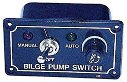 Bilge Pump Control Switch-Cassell Marine