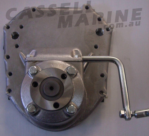 Dog Clutch Assembly Ford Cleveland-Cassell Marine