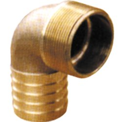 Elbow - Brass-Cassell Marine