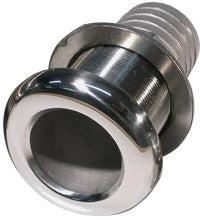 Stainless Steel Barbed Skin Fitting-Cassell Marine
