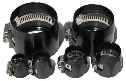 Speedflow 150 Series Hose Cover Clamps-Cassell Marine