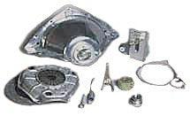 Soft Clutch Kit suit Chev - LS - Holden - Ford-Cassell Marine