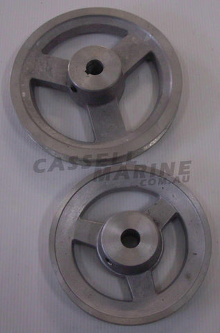 Water Pump Pulley-Cassell Marine