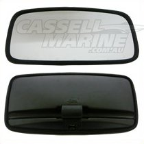 Ski Boat Mirror CIPA Comp Head Only-Cassell Marine