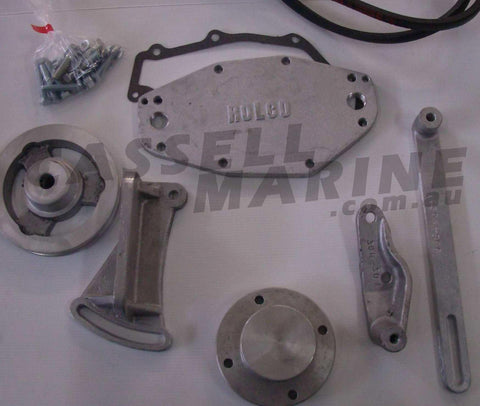 Timing Case End Kit - Holden 6cyl 202-Cassell Marine