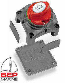 BEP Battery Master Switch Contour 701-Cassell Marine