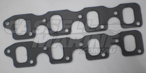 Exhaust Manifold Gasket - Ford Cleveland 4V-Cassell Marine
