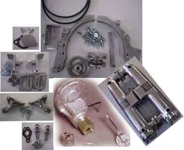 Ford Windsor Dog Clutch Conversion Kit-Cassell Marine