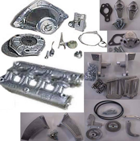 Ford Cleveland - Soft Clutch Conversion Kit-Cassell Marine