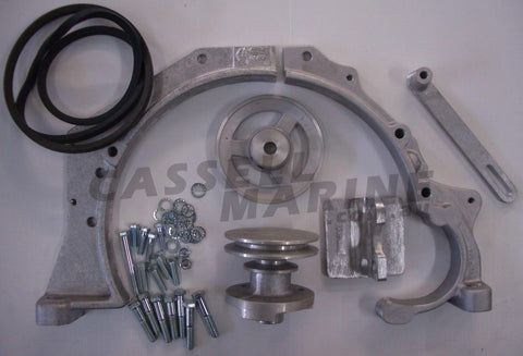 Flywheel End Kit - Ford Cleveland & Windsor-Cassell Marine