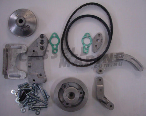 Timing Case End Kit - Chev Small Block V8 350-30-Cassell Marine