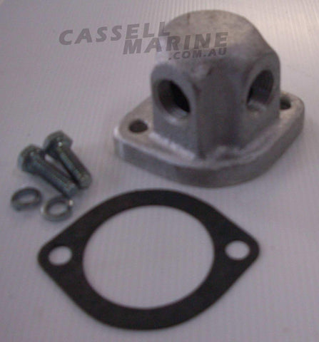 Thermo Outlet Ford Cleveland V8-Cassell Marine
