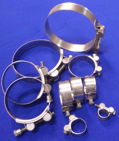 T Bolt Hose Clamp-Cassell Marine