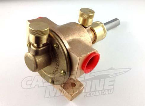 "Fynspray Water Pump 3/4"" NEW DESIGN-Cassell Marine"